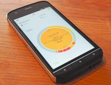 FLIR助力第六感 新一代热成像智能手机Cat S61发布