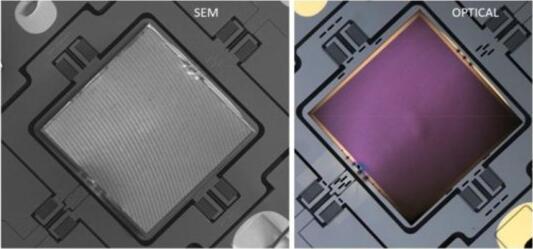 美国研究人员开发出基于MEMS芯片的超级透镜