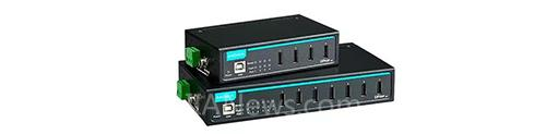 Moxa USB转串口转换器和USB集线器