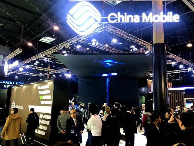 中国移动今年将建世界最大规模5G试验网