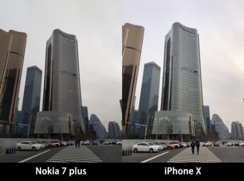 诺基亚 7 plus评测:LCD屏幕性能突出
