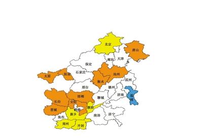 专家解读京津冀及周边地区大气重污染过程