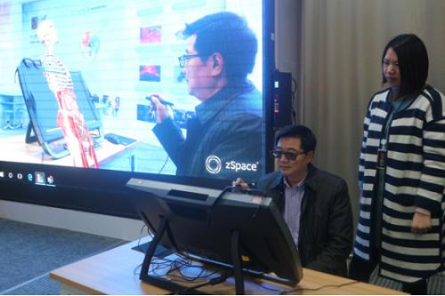 虚拟技术 现实引擎——聚焦南昌经济发展新动能虚拟现实VR产业