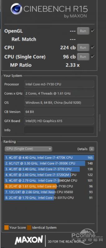 cpu分数排行_笔记本CPU性能排行天梯图-2012最新笔记本CPU天梯图