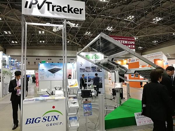 第十一届日本国际光伏展(PVEXPO)开幕 中国企业大展雄风