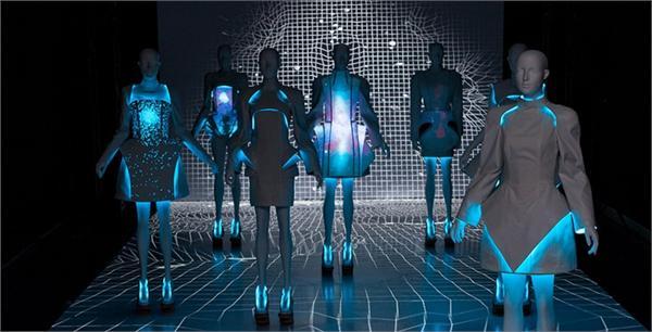 从3D打印制造到区块链物流 科技如何重塑未来时尚?