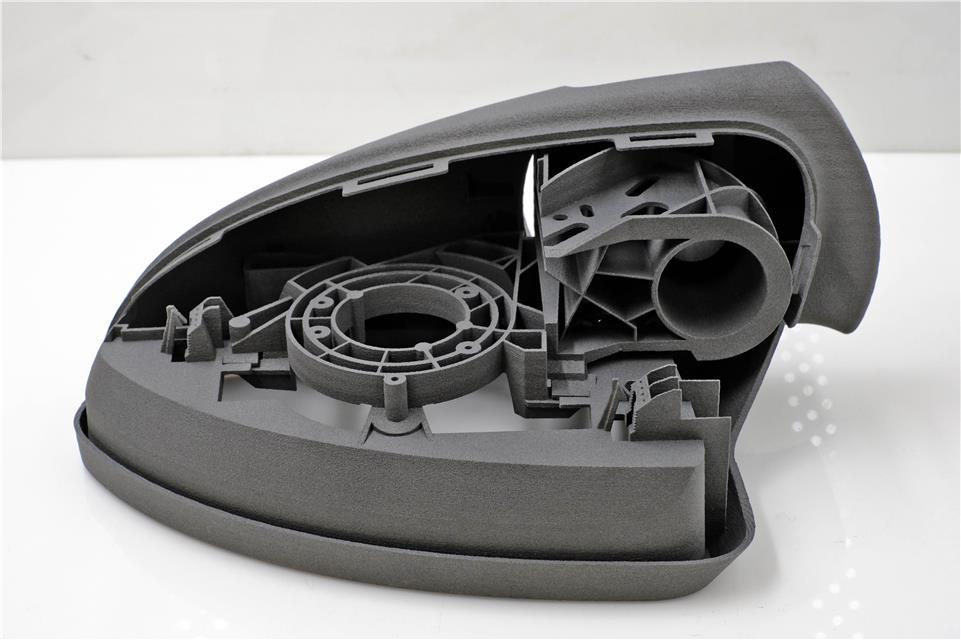 华曙高科与巴斯夫联合推出新型3D打印材料