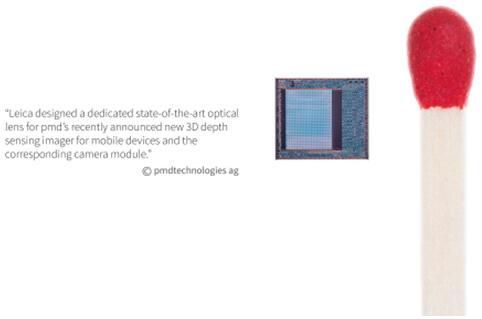 pmd与莱卡建立战略联盟共同开发3D传感