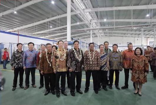 长飞光通信印尼公司开业 为国际化战略开拓市场先机