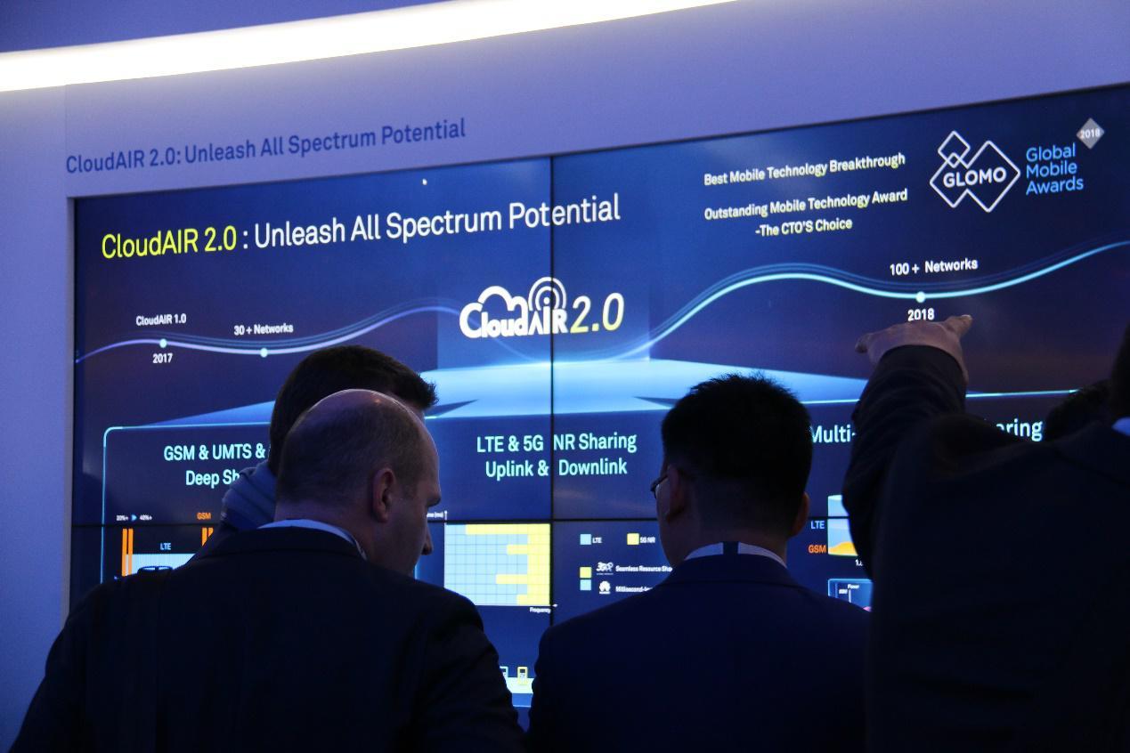 华为发布CloudAIR 2.0 全面云化空口资源