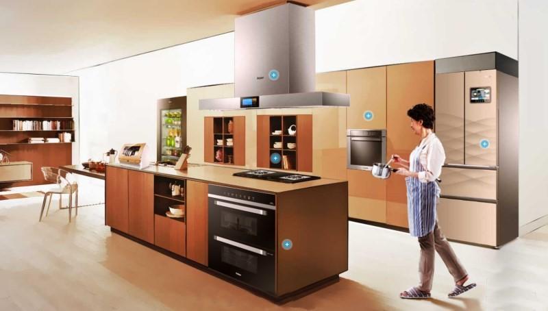 传统厨具与智慧厨房的博弈