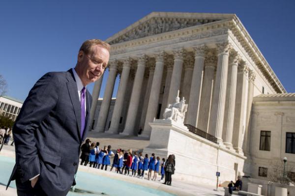 为了云计算数据隐私权 微软与特朗普政府对峙于美国最高法院