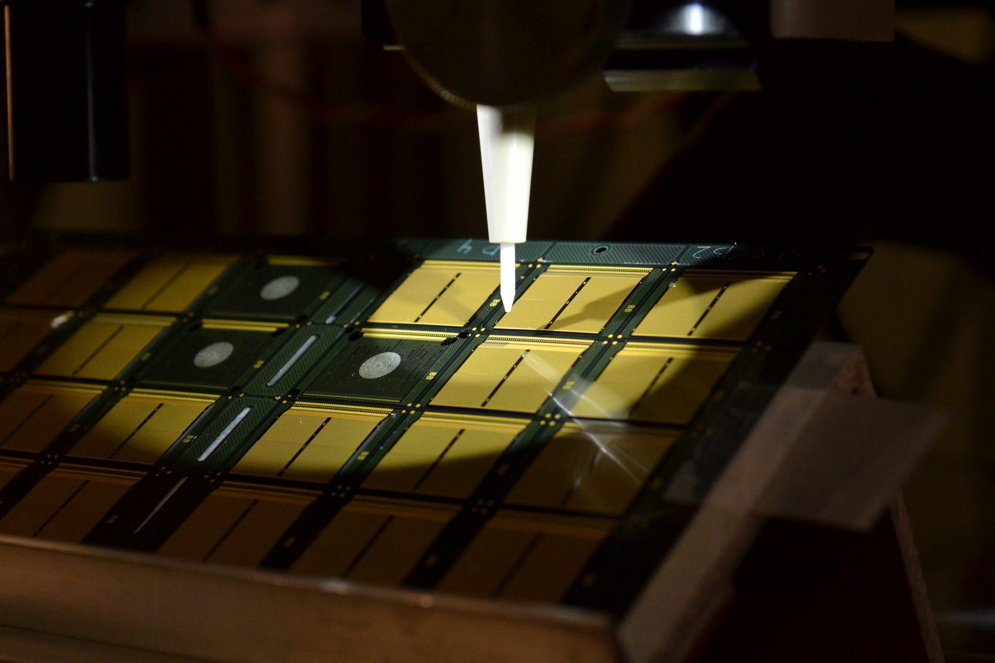 OPTOMEC发布AEROSOL JET HD系统用于高分辨率电子3D打印
