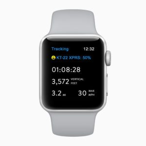 苹果为 Apple Watch Series 3 带来滑雪运动数据监测功能