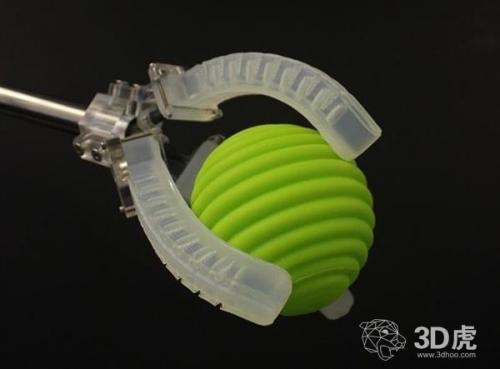 """3D打印柔性机器人""""基础性进展"""":机器人可检测运动、压力、触摸和温度"""