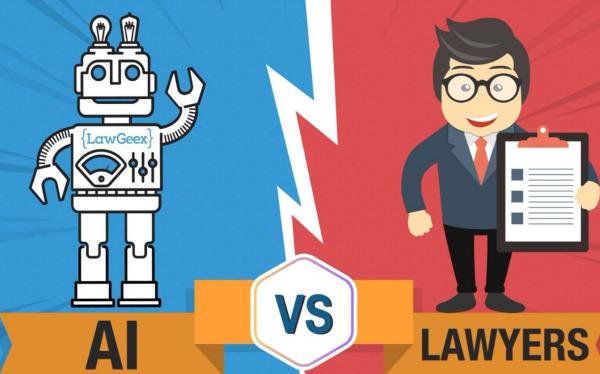 AI大胜人类律师:26秒审核5份协议,完成顶尖律师92分钟工作