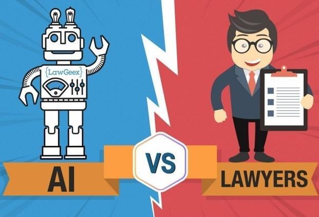 完胜人类 人工智能AI对战人类律师