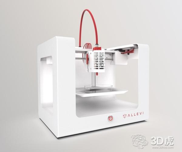 Allevi推出售价4995美元的Allevi 1生物3D打印机