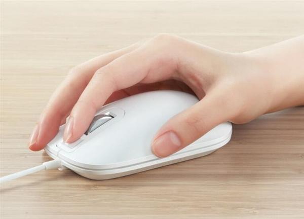 小米众筹智能指纹鼠标发布 搭载高灵敏光学传感器