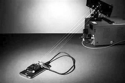 室内激光 可无线充电