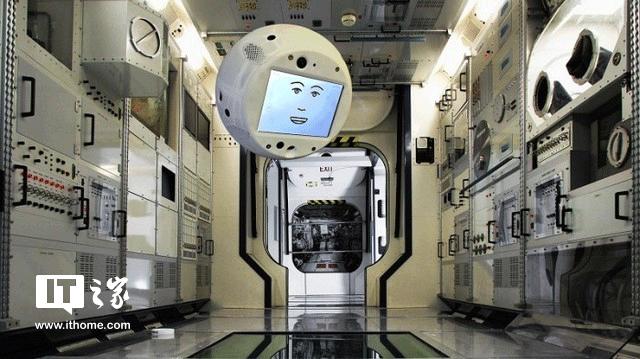 漂浮机器人Cimon将登上国际空间站 带有螺旋桨推进器