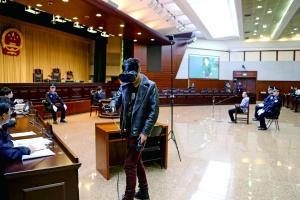 """证人戴VR眼镜""""重回""""案发现场 可大幅提高效率"""
