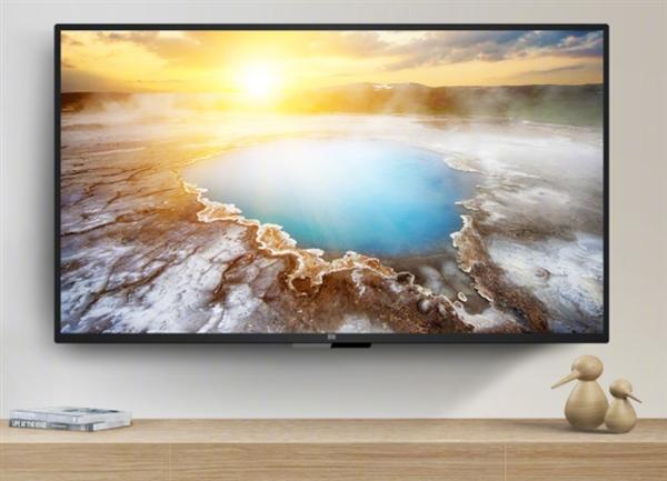 小米新款电视发布:40英寸全高清屏幕,售价感人