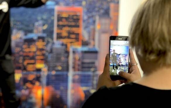 奇景光电推出领先业界的3D传感解决方案Android智能手机