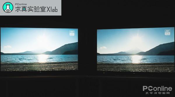 HDR电视真的是噱头吗 实测画面告诉你区别