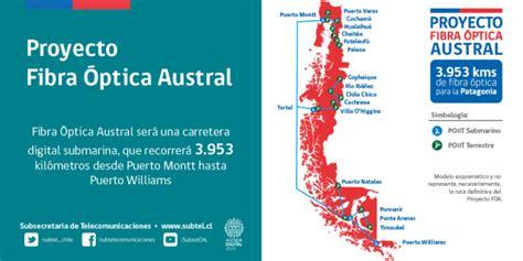 智利国家光纤网络项目部分招标重启