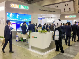 阳光电源在日本签约近30MWh储能大单