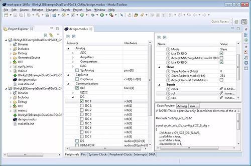 赛普拉斯推出一体化设计软件 加快物联网产品设计