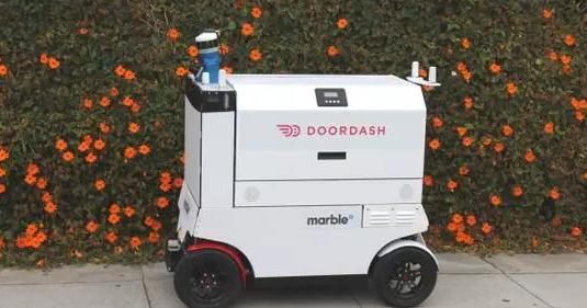DoorDas物流机器人获巨额融资