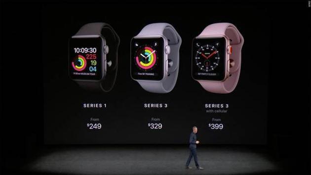 联通将于3月7日在六城市试点Apple Watch eSIM业务
