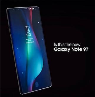 三星正在加紧测试Note9屏下指纹解锁功能