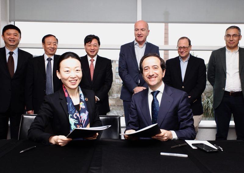 中国联通与西班牙电信合作 实现物联网全球连接统一部署