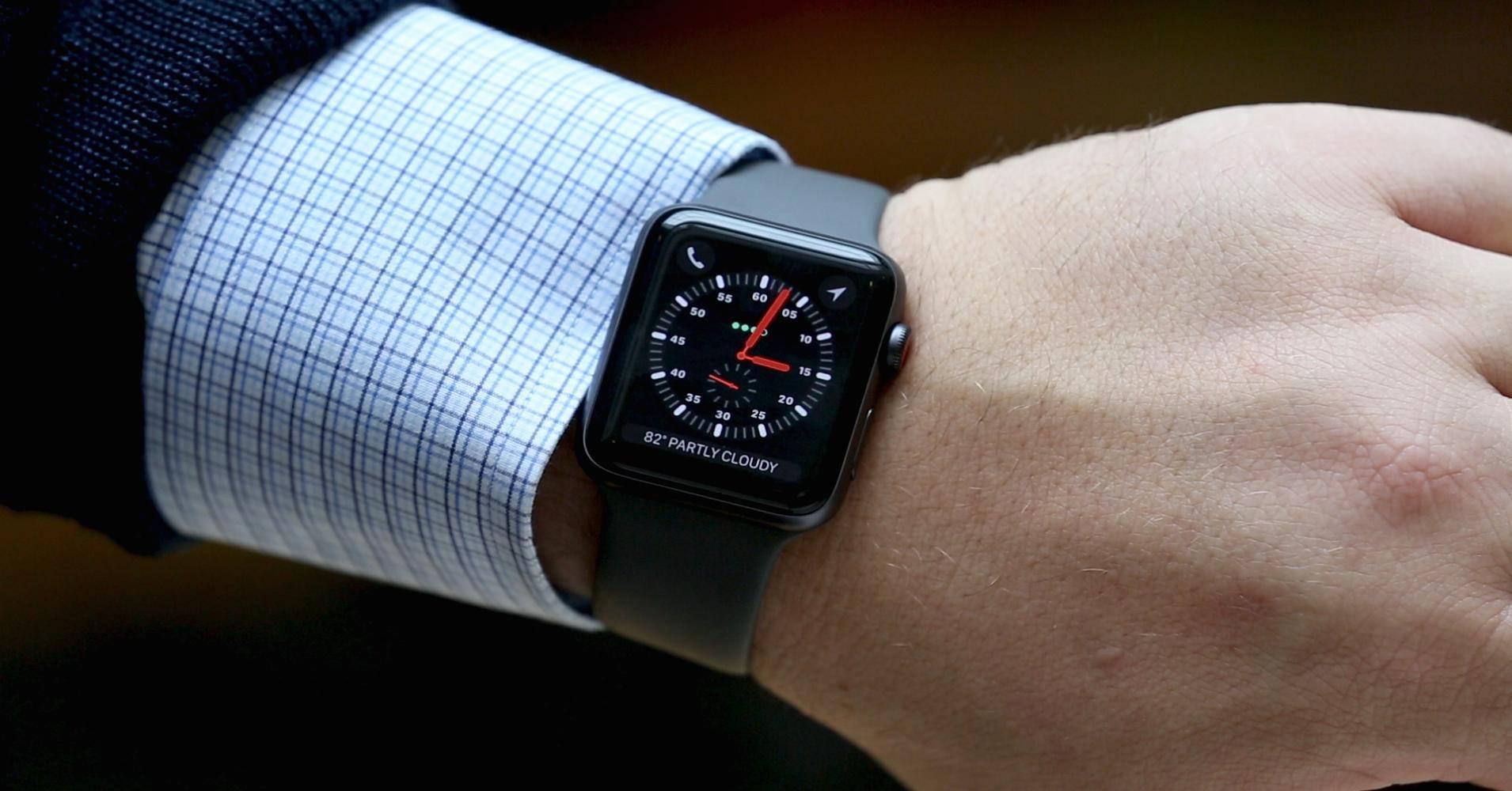 Apple Watch已成第一大可穿戴设备
