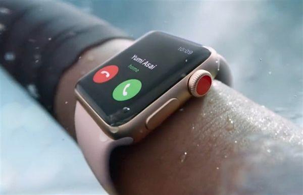 联通试点Apple Watch eSIM:手表手机共享手机号