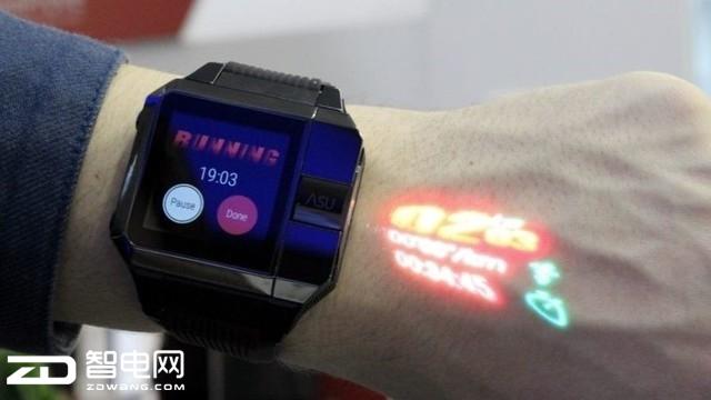 内置投影仪!海尔推新款智能手表Asu
