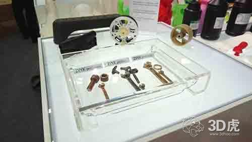 ZYYX即将推出低于1万欧的台式金属3D打印解决方案