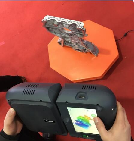 TCT展会上的俄罗斯3D扫描仪、四合一3D打印机