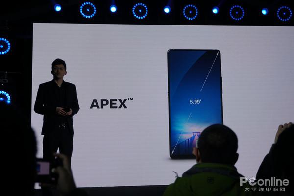 vivo APEX概念机亮相国内,还有震撼的超级HDR