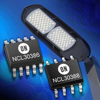 安森美半导体推出应用于LED照明的全新高能效控制器方案