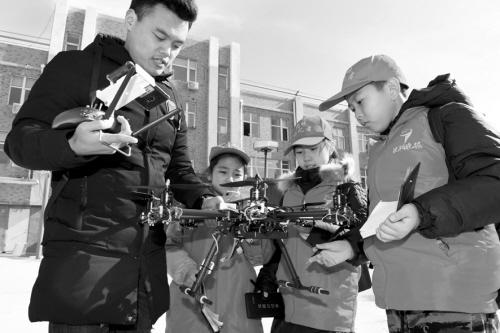 沈阳最牛无人机团队创业两年估值超6亿元