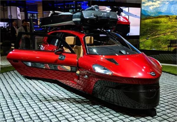 全球首款飞行汽车PAL-V接受预定 高配版本售价59.9万美元
