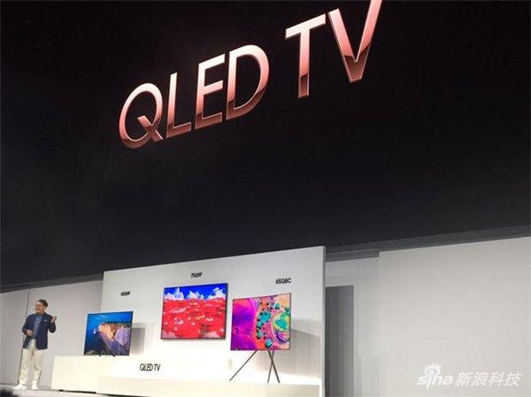 三星发布全系QLED电视:搭载AI 主打智能家居