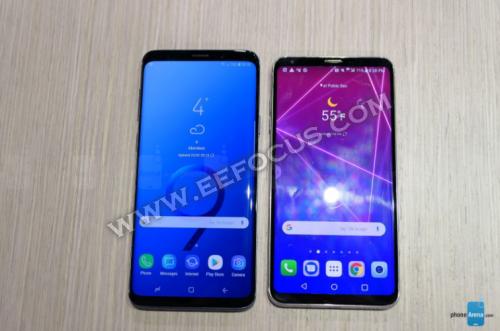 三星Galaxy S9 +和 LG V30多角度横评:谁才是韩国手机最强者?