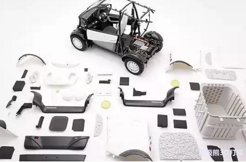 浅谈3D打印在汽车行业的应用