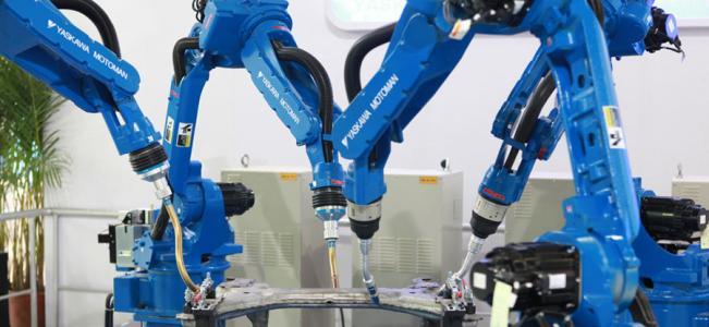 安川电机正式向中国工业机器人企业销售核心零部件