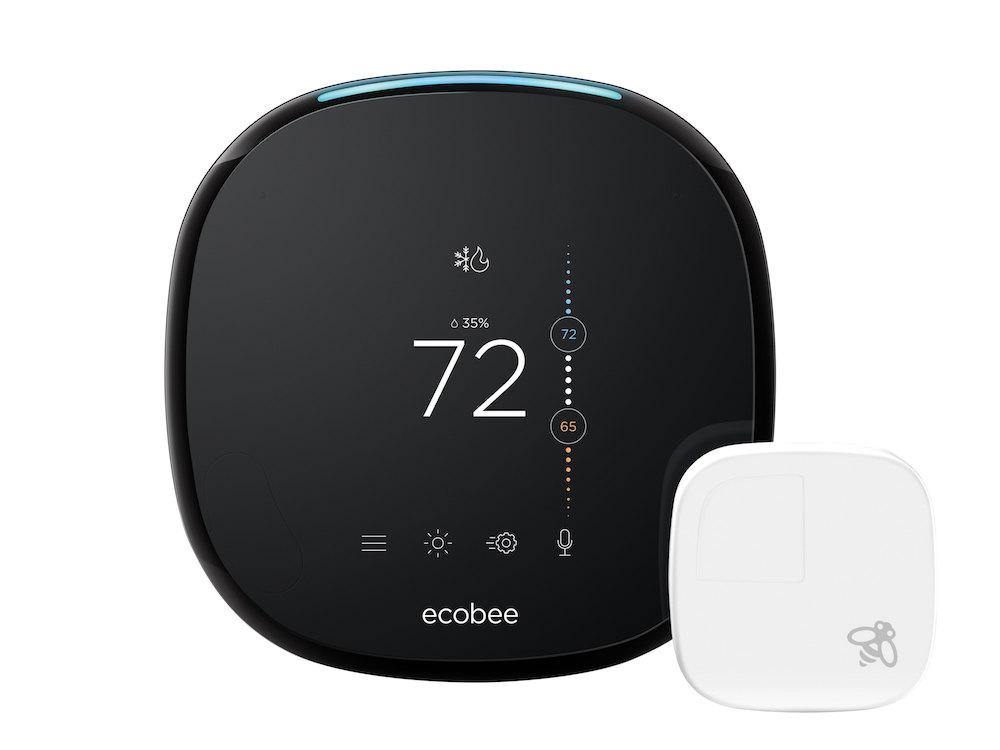 智能恒温器制造商Ecobee获6100万美元融资